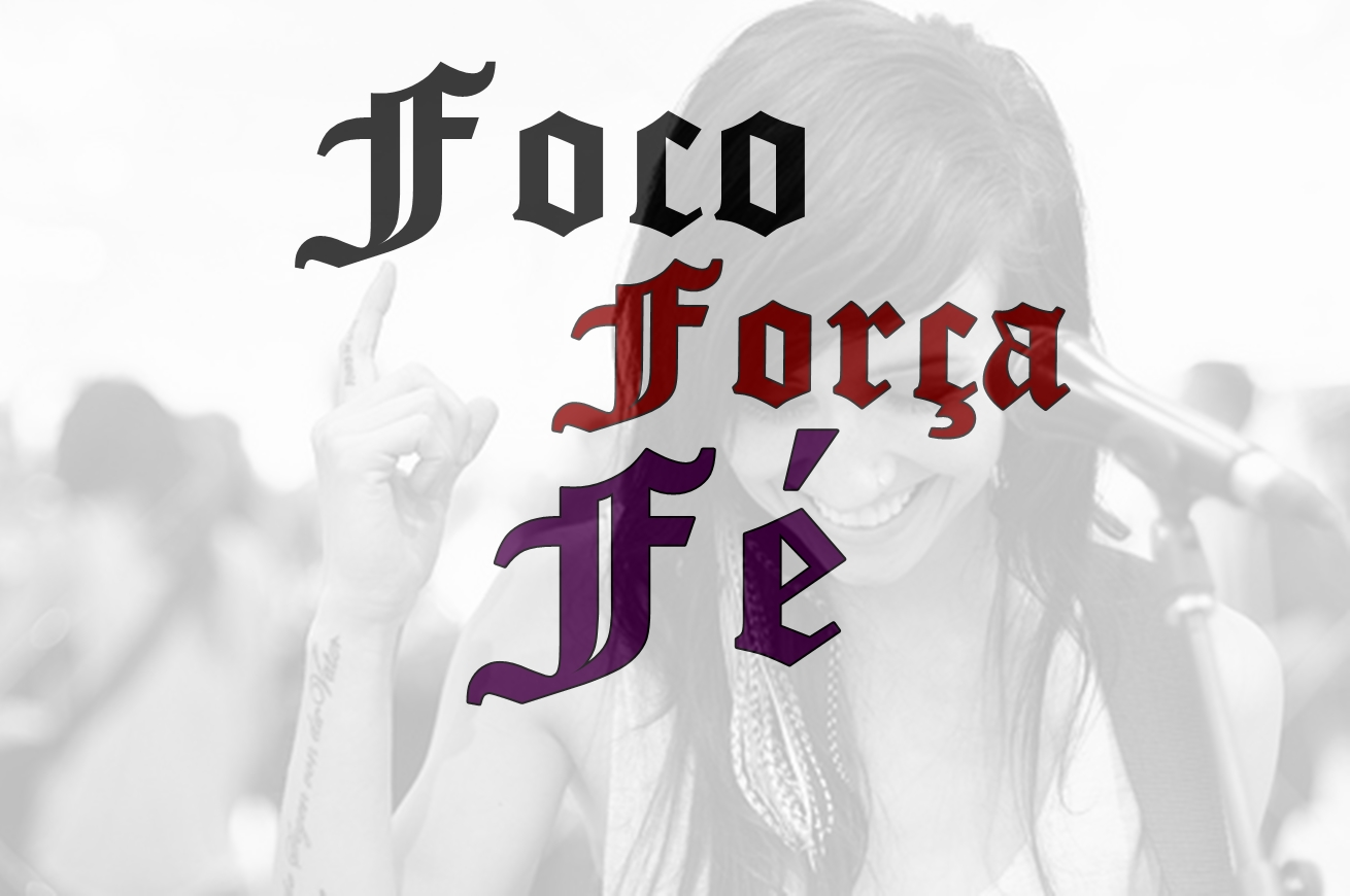 Pin Força Foco E Féjpg Dudu Artes Tattoo on Pinterest