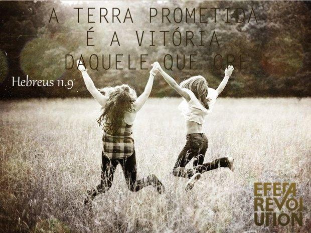 Hebreus 11.9